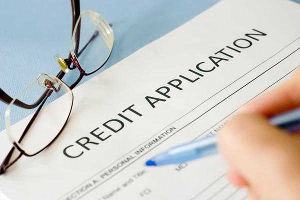credit card online application rejected